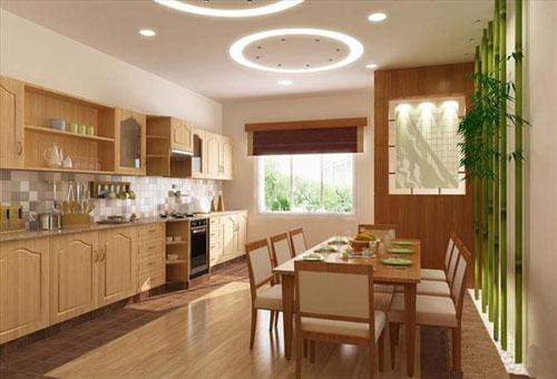 Nhà bếp theo phong cách hiện đại